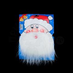 Борода «Деда Мороза» (блистер)