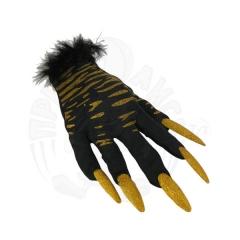Перчатки «Кошка» (гламур)