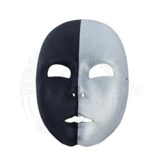Театральная Черная с серебром