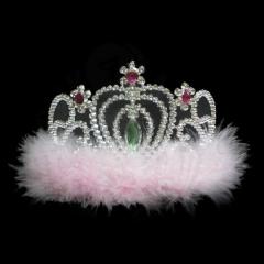 Корона «С розовой опушкой»