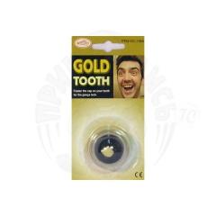 Зуб «Фикса» золотой