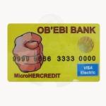 OB\'EBI BANK (2 вида)