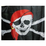 Флаг Пирата (большой)