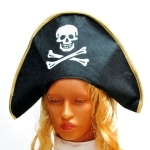 Шляпа Пирата (простая)