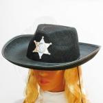 Шляпа Шерифа (супер)